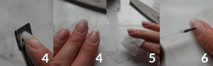 aanbrengen builder gel nagels gellak