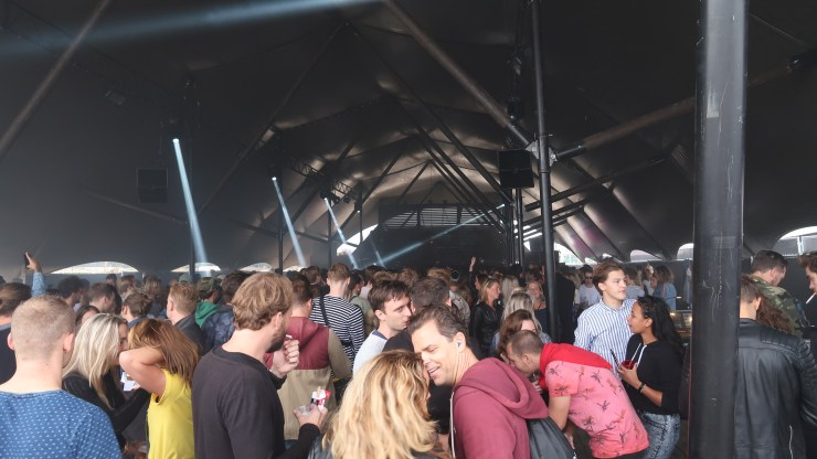 ZeeZout Festival 2018 ervaring foto's pictures dutch festival Blijburg aan zee