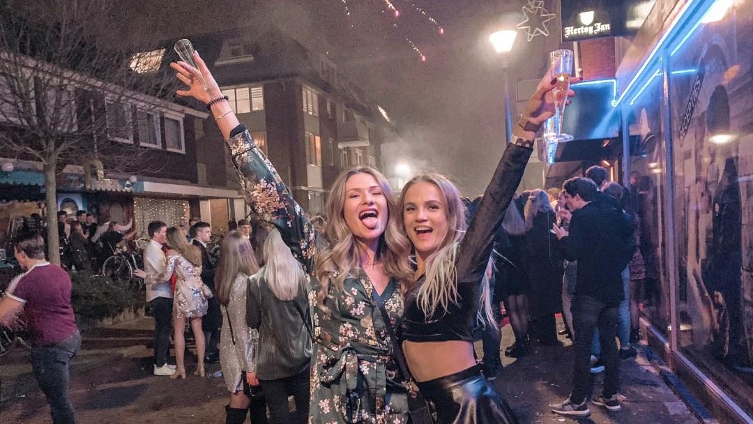 Iris & Soraya Nieuw Jaar 2018-2019 blog