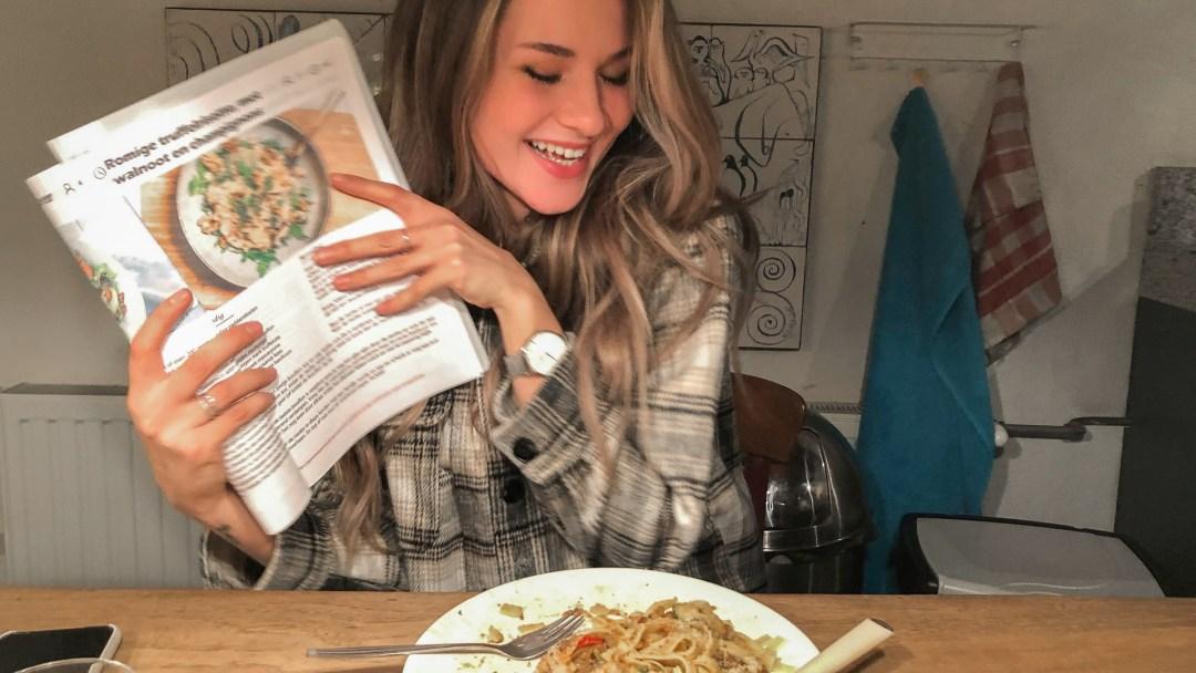 STudent budget recepten koken tips kookboek