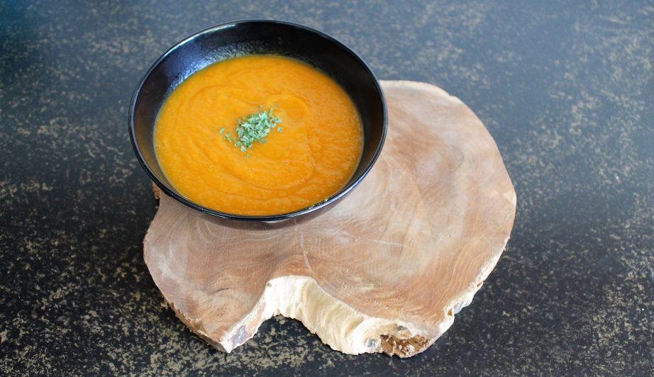 Recept | Herfstige wortelsoep