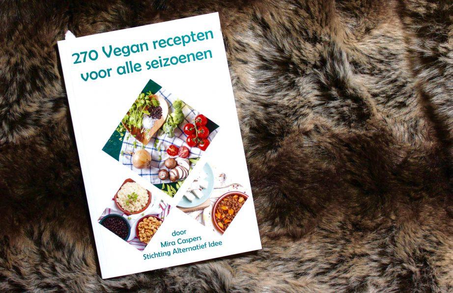 Recensie: 270 Vegan recepten voor alle seizoenen