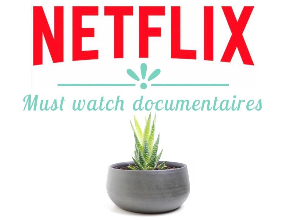 5 Netflix must watch documentaires over veganisme/voeding