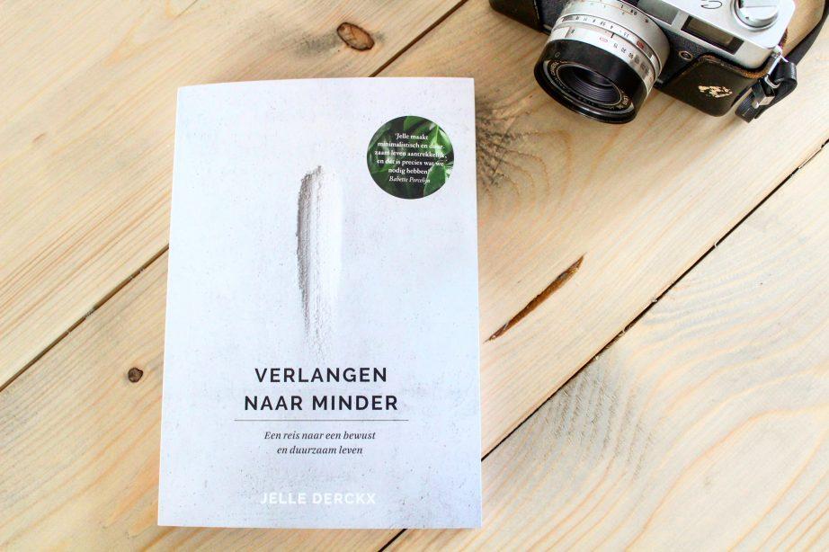 Boekrecensie | Verlangen naar Minder – Jelle Derckx