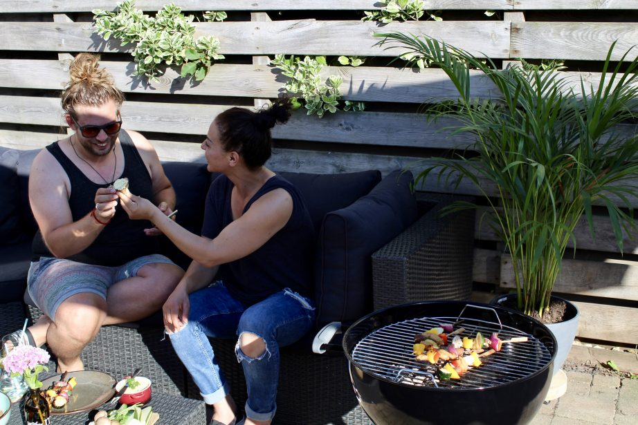 vegan barbecue - vegan bbq - vegan