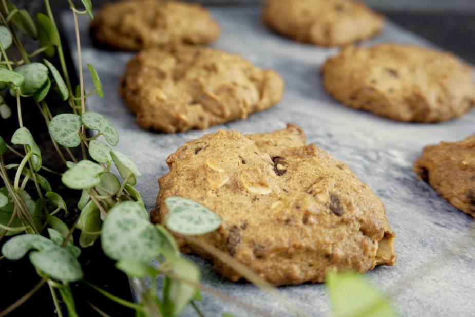 Recept | Robuuste chocolate chip cookies met koffiesmaak