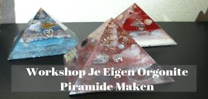 Workshop Eigen Orgonite Maken Het Helend Hart Almere