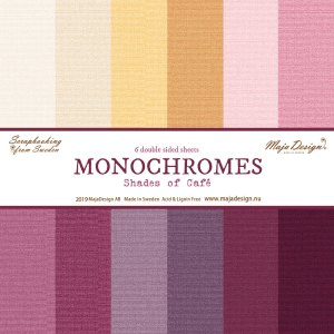 Monochromes - shades of café