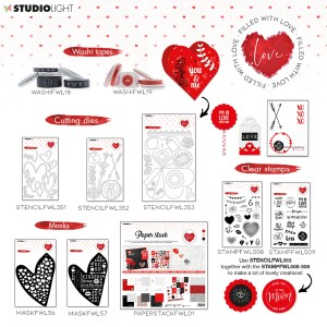 Filled with love collection
