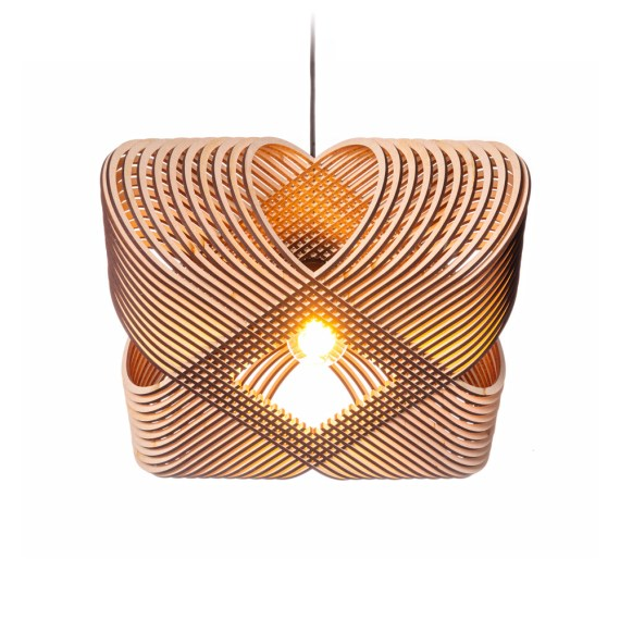 No.39 hanglamp Ovals by a-LEX