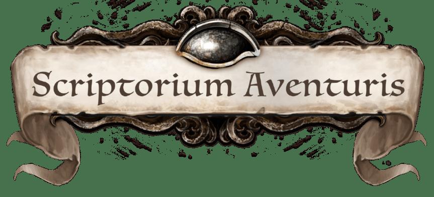 logo Scriptorium Aventuris