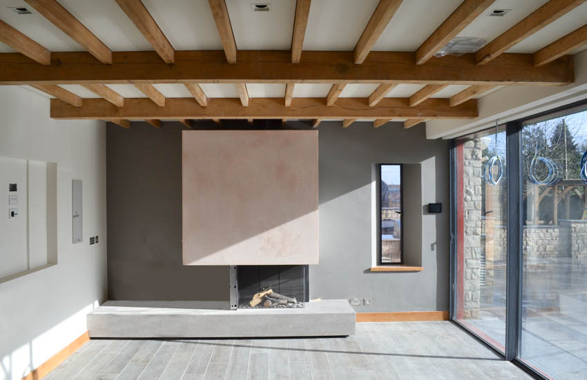 On Site: Grade ll* Listed Manor House Extension