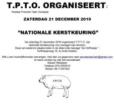 TPTO kerstkeuring