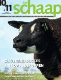 vakblad Het Schaap cover okober-november 2019