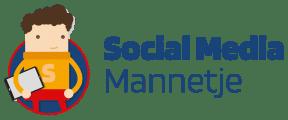 Logo Social Media Mannetje