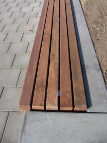 straatmeubilair nijmegen hout beton