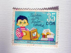 Paulchen aus der Kinderbibliothek