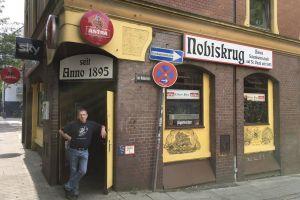 Nobiskrug i Hamburg, Tyskland