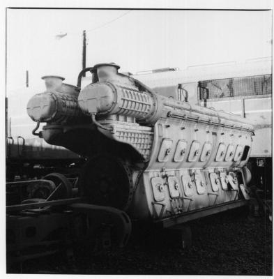 Rolleiflex 3.5E Model 1 engine