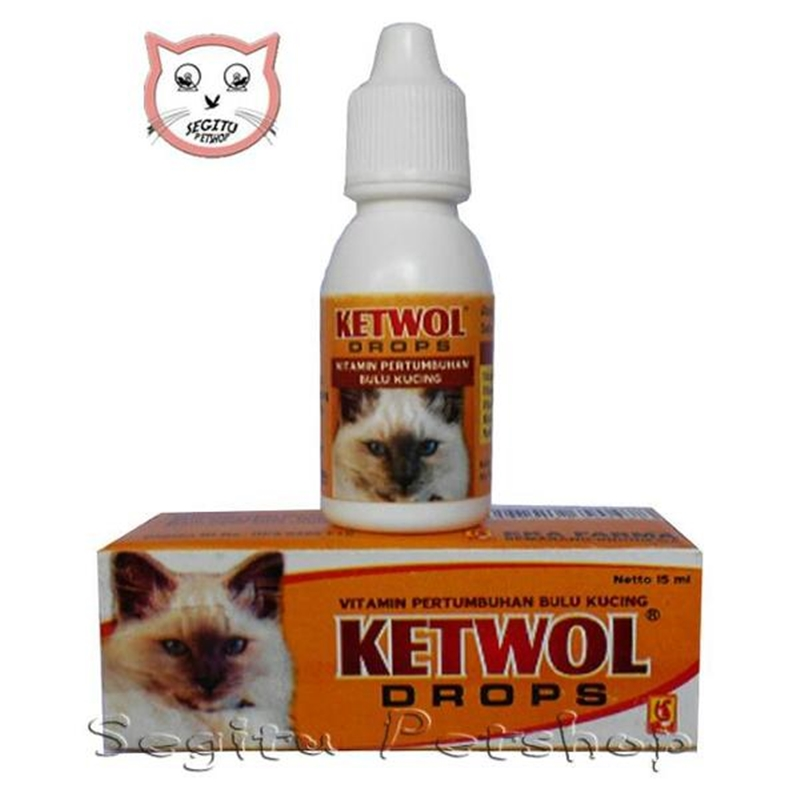 Vitamin Kucing, Ketwol Drops