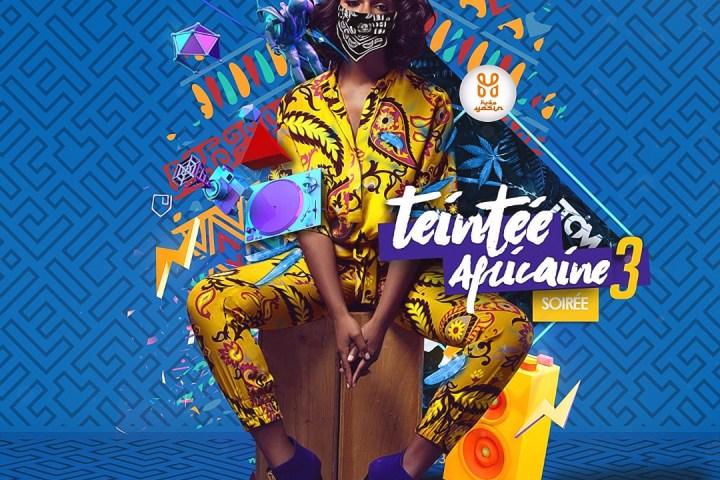 Teintée Africaine 3: Soirée