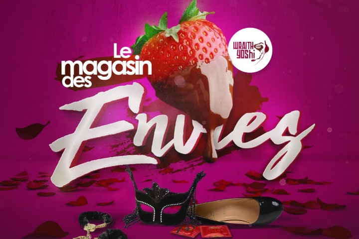 Le magasin des envies, Vol. 1 : Le Trap
