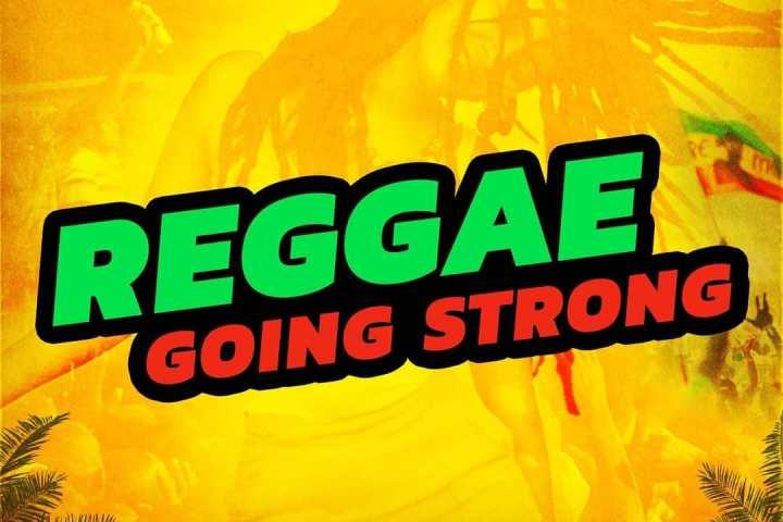 DJ Rowstone ::: Reggae Going Strong