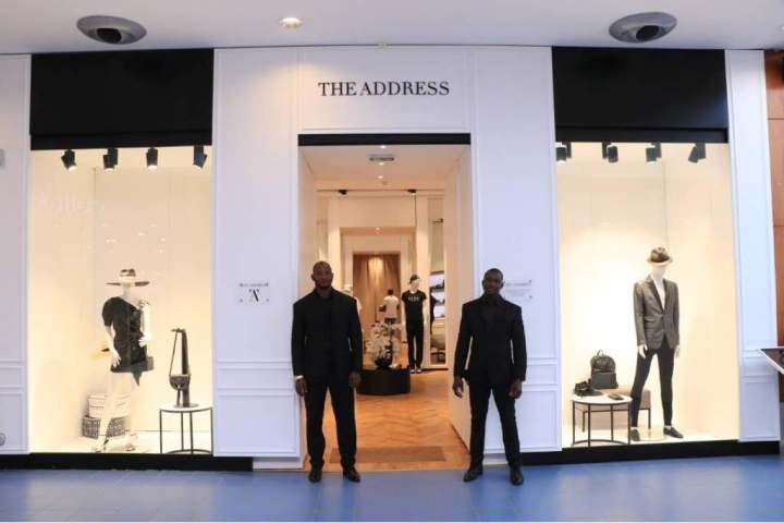 The Addresss