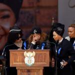 Enterrement de Winnie Mandela