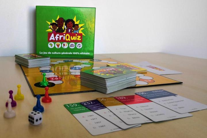AfriQuiz, le jeu de culture générale 100% africain