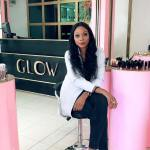 Laetitia Yota au Glow Beauty Store