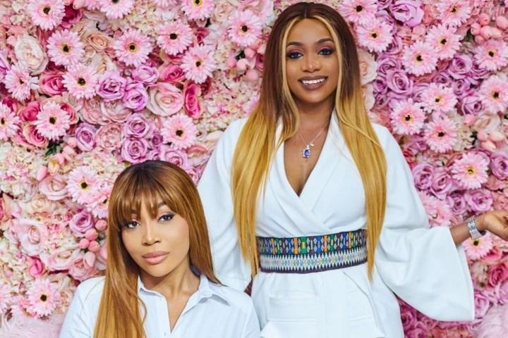 Kika Osunde et Chioma Ikokwu