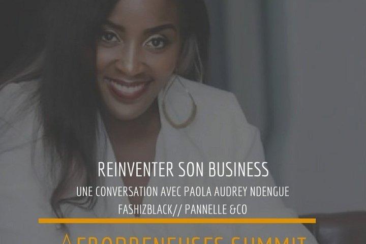 Une conversation avec Paola Audrey Ndengue à l'Afropreneuses Summit