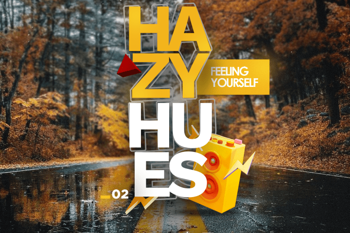 Hazy Hues 02: Feeling Yourself