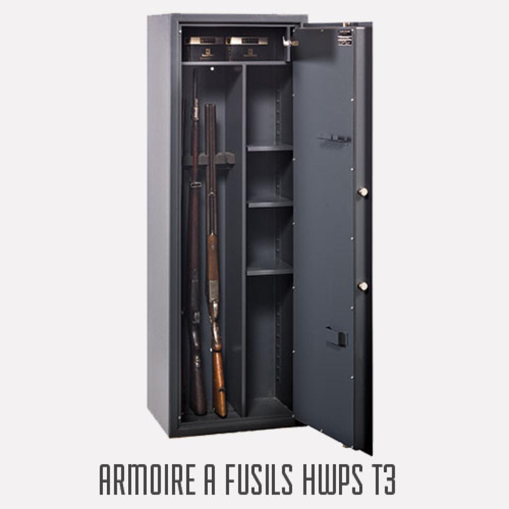 Armoire Fusils HWPS Armoire Fusils Armoire