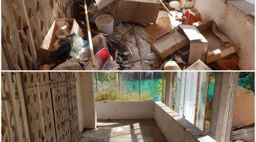 Debarassage maison encombrée, HEXA DEBARRAS intervient pour les syndromes de Diogène