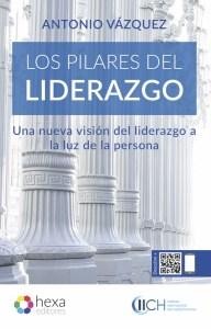 9788494782541 cubierta PILARES DEL LIDERAZGO amazon W