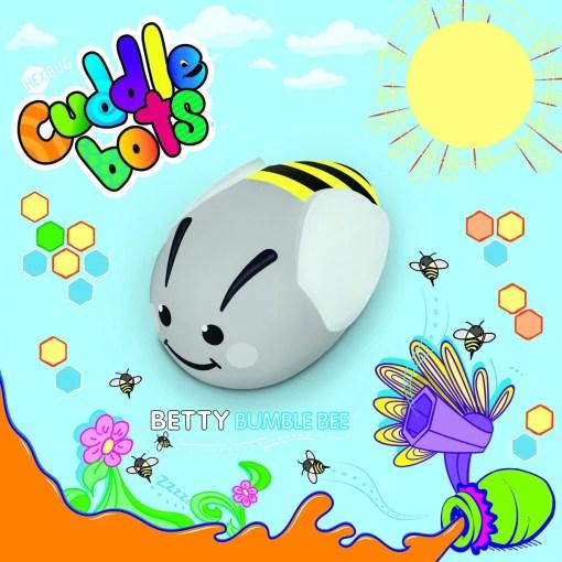 Cuddlebots Abejorra Betty