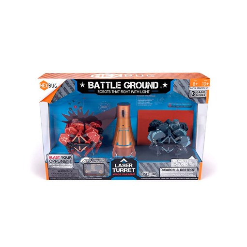 Battle Ground Search & Destroy