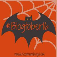 #Blogtober16
