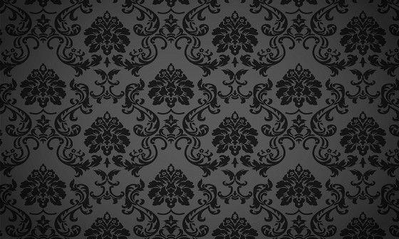 papier peint motifs style baroque