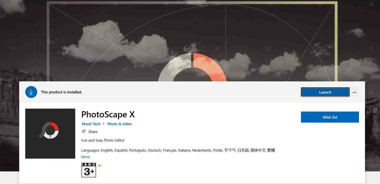 Photoscape X: Free Photo Editing Software (Photo Editor) Download