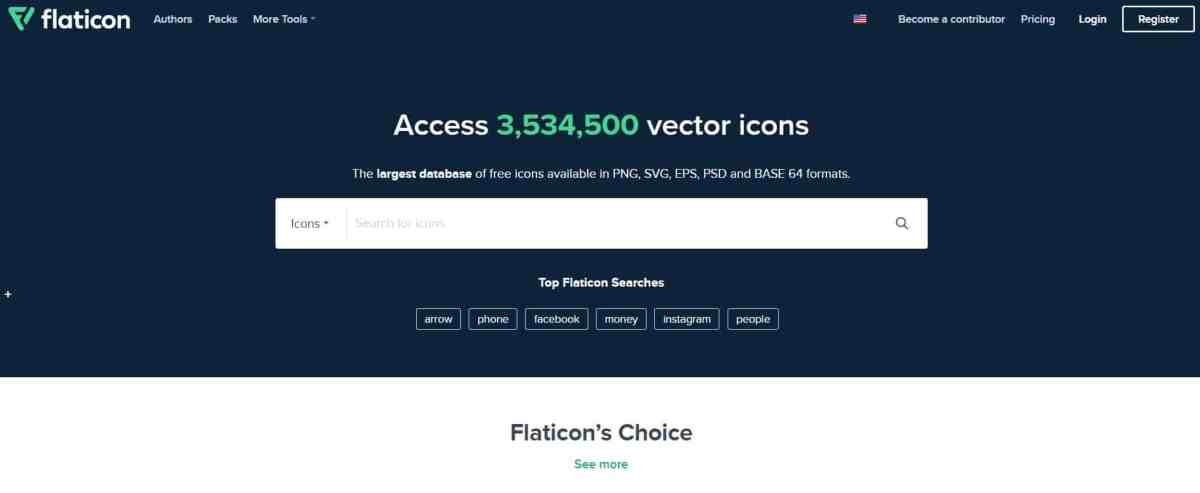 Flaticon: Free vector icons - SVG, PSD, PNG, EPS & Icon Font - Thousands of free icons