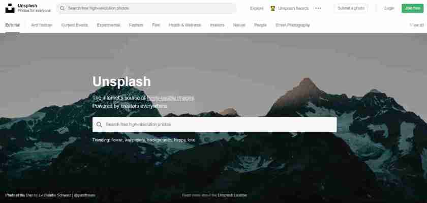 Unsplash: Beautiful Free Images & Pictures