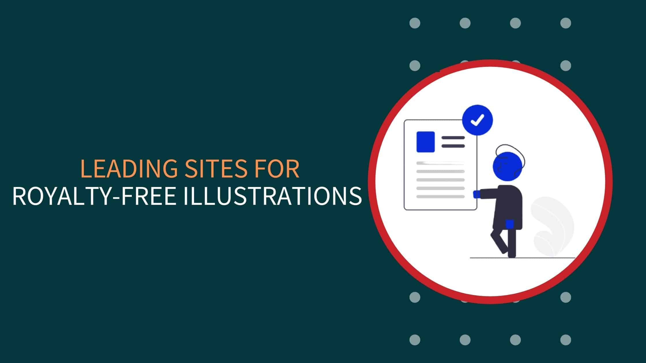 11 Leading Sites For Royalty-Free Illustrations For Any Project