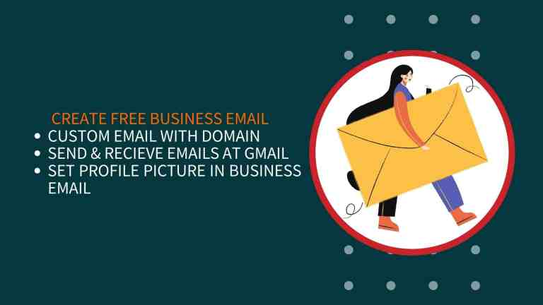 How To Create A Business Email In cPanel & Link With Gmail