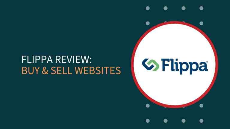 Flippa Review: BEST Platform To Buy & Sell Websites