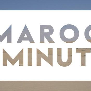 1 minute Youtube Maroc
