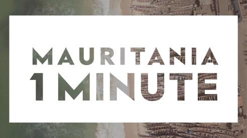 1 Minute Youtube Mauritanie