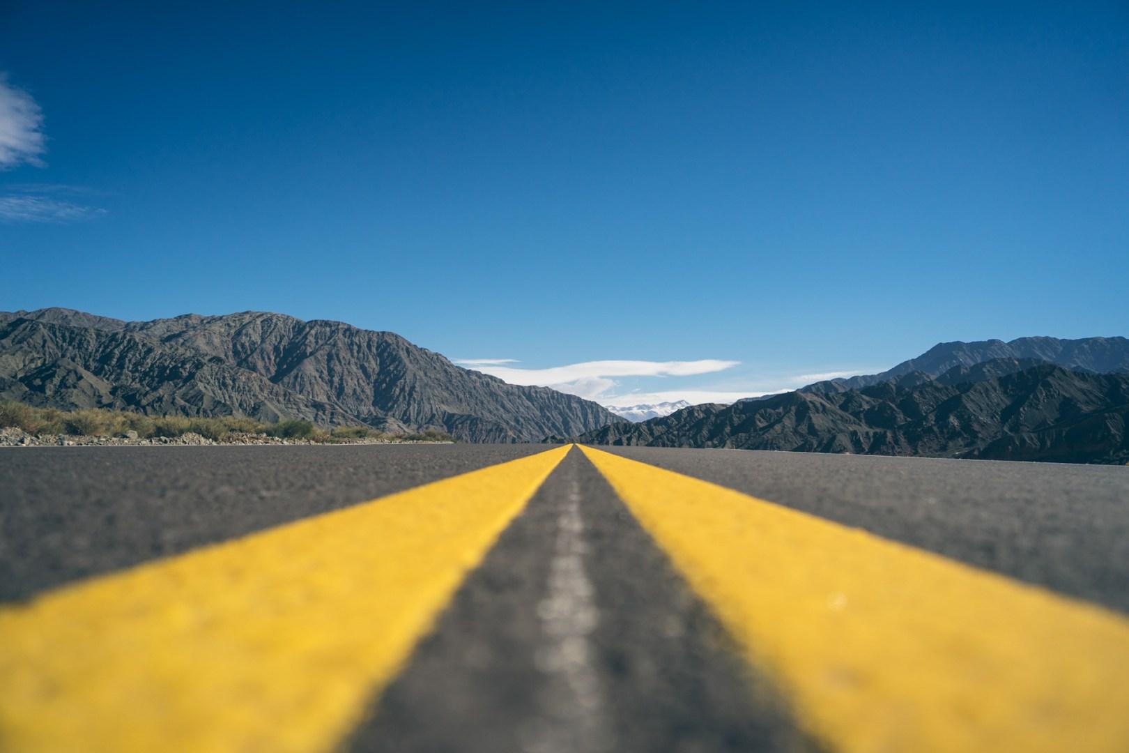 Les belles routes d'Argentine
